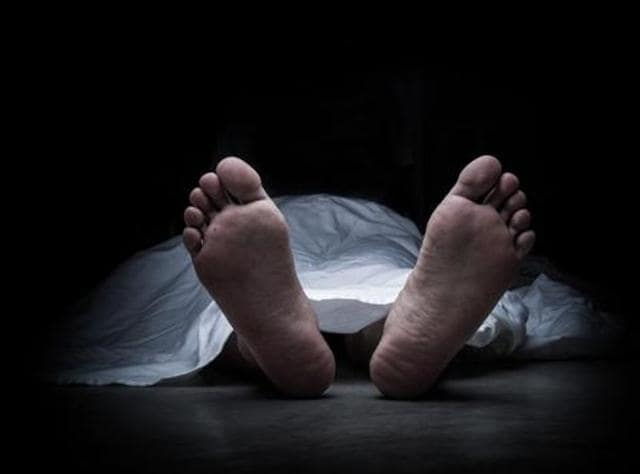 Representative photo of a dead body.  A woman in Gwalior, MP, committed suicide after allegedly being forced into a same-sex relationship.