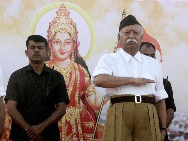 Quit India Movement,Hindu Mahasabha,RSS