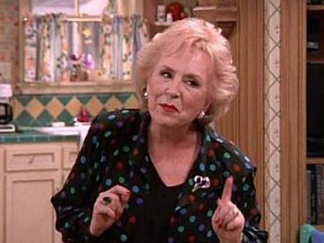 Doris was with the hit CBS sitcom for every one of the show's nine seasons, covering 210 episodes.
