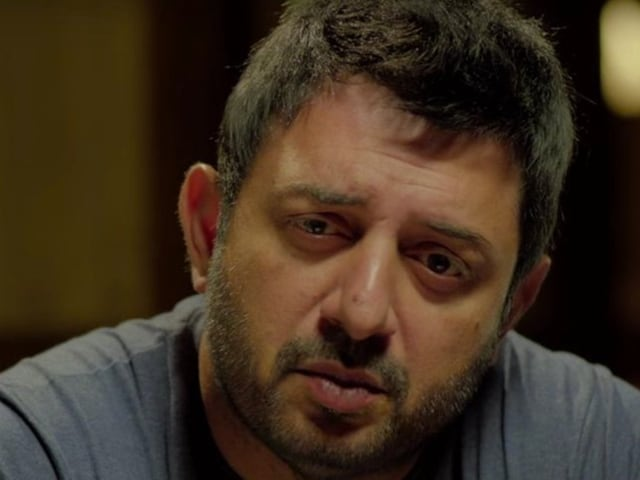 Arvind in a still from Dear Dad.