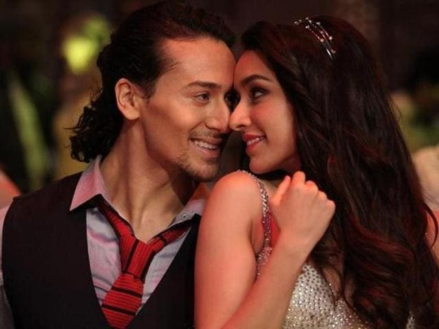 Tiger Shroff and Shraddha Kapoor are paired together in Sabbir Khan's Baaghi. (TigerShroff/Facebook)