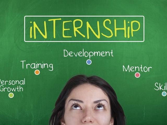 Summer internships can help students get a taste of the corporate workplace.