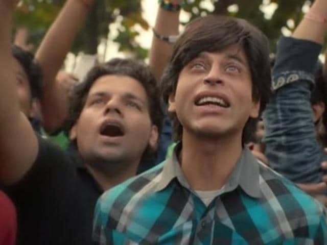 Fan has been released on close to 5000 screens worldwide. (YouTube)