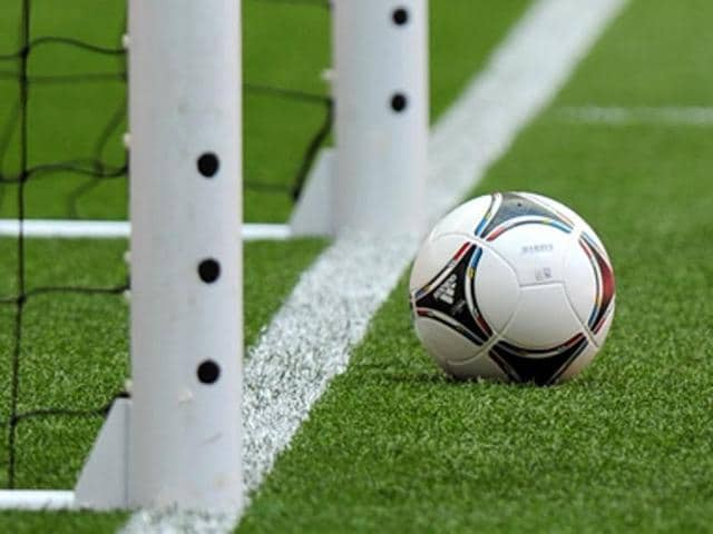 Hawk-Eye technology will be used to decide whether the ball has crossed the goal-line.