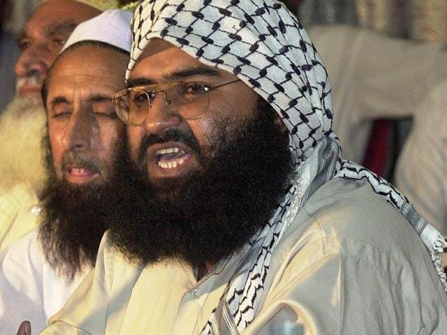 A file photo of Jaish-e-Muhammad chief Masood Azhar/ India's attempt to get Azhar placed on a UN ban list was vetoed by China last month.
