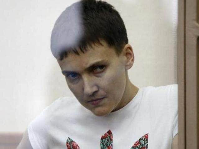 Ukraine,Russia,Jailed Ukrainian pilot