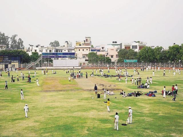 Cricket,BCCI,Raj Nagar Extension