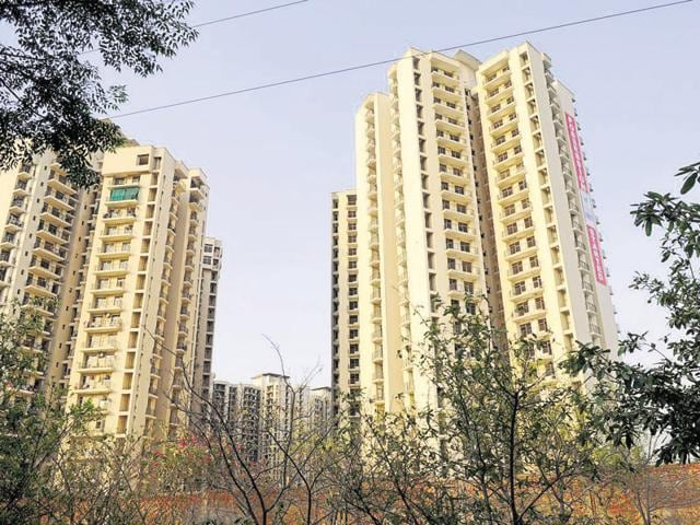 Residents of Amrapali Sapphire are among 50,000 buyers who did not get possession of their flats..