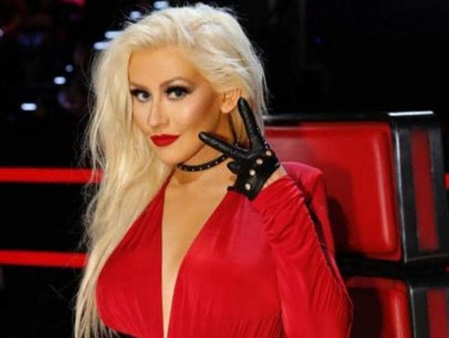 Aguilera's big break came when she participated in Disney Channel's 'Mickey Mouse Club' as a teenager, alongside the likes of Britney Spears, Justin Timberlake and Ryan Gosling.