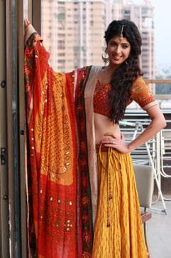Actor Aishwarya Sakhuja says that she can't deal with the emotional baggage of a negative role.