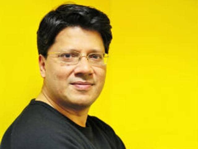 Afile photo of LeEco;s head of India, Atul Jain.