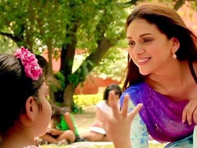Aditi will be working opposite Karti in the film. (YouTube)