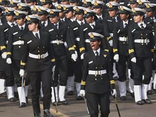 Navy allows lady officers permanent commission, may let them on warships