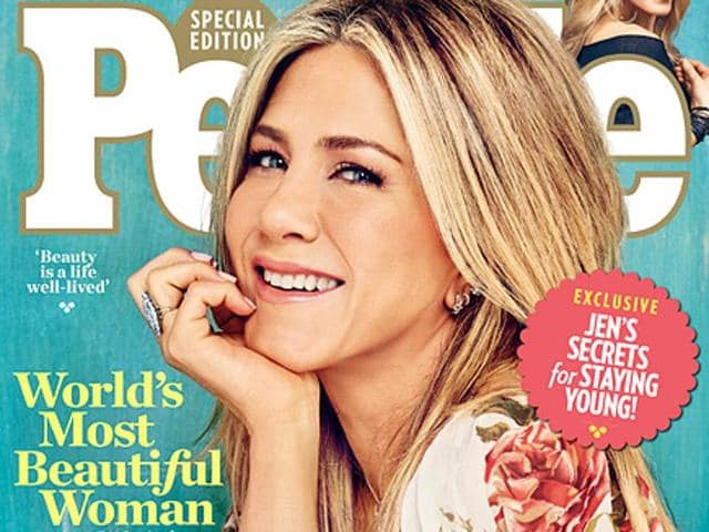 "The 47-year-old actor graces the cover of People's 27th annual ""World's Most Beautiful"" double issue."