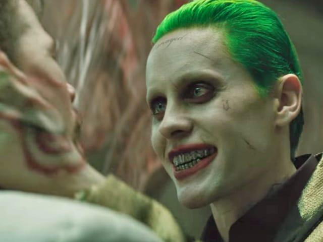 Suicide Squad,Jared Leto,Joker