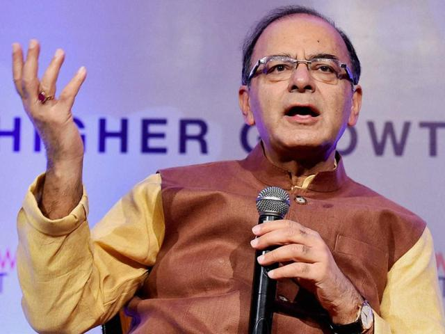Union minister for finance Arun Jaitley did not say if a fresh probe into the Ishrat Jahan fake encounter may be ordered in the case.