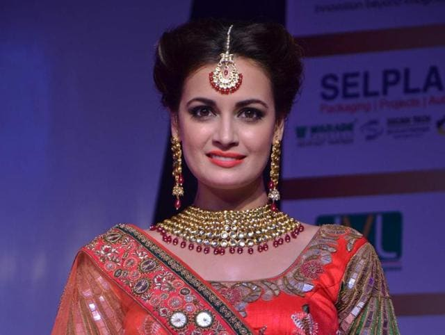 Actor Dia Mirza says her celebrity status makes her involvement in social activism more impactful.