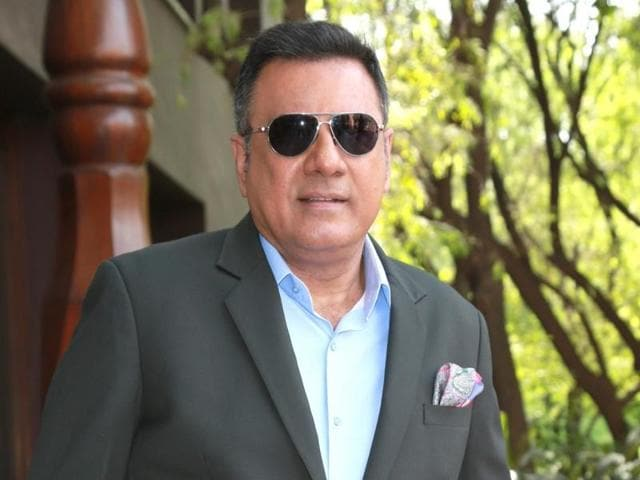 Actor Boman Irani during a press conference to promote his upcoming film 'Santa Banta Pvt Ltd' in New Delhi on Wednesday.