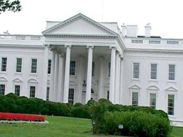 US President Barack Obama in the White House press briefing room in Washington, April 5, 2016.