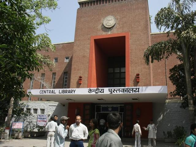 Delhi University Central Library is home to about 45,000 e-journals.