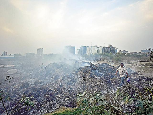 Garbage burning undermines AAP govt's focus on reducing air pollution