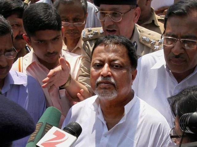 Trinamool Congress leader Mukul Roy said that no party leader has accepted money for personal gains.