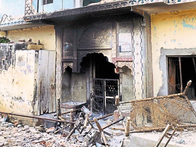 Muzaffarnagar riots,Riots victim,Maher Alam