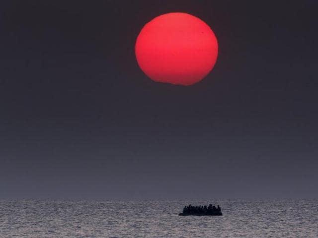 Migrants,Migrant crisis,Shipwreck