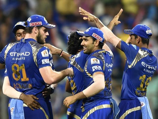 Mumbai Indians will play Rising Pune Supergiants in Pune on May 1.