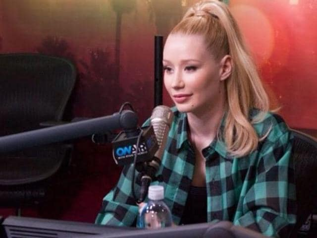 Iggy Azalea was staying at The Pfister Hotel in Wisconsin, USA -- a hotel known for its supernatural residents.