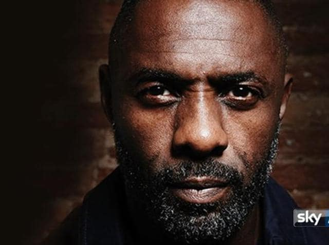"""""""It's been a long time desire of mine to collaborate with Mr Ridley and his work here is nothing short of a masterclass in character building and story-telling. TV is in for a treat,"""" Elba said.(Twitter)"""