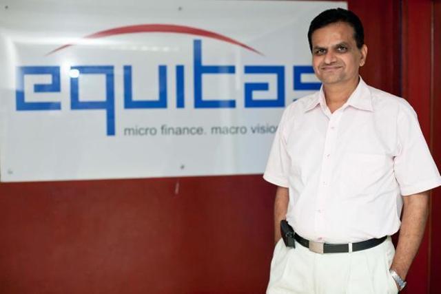Equitas Holdings,stock exchange,IPO
