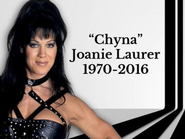 Former professional wrestler Chyna was found dead in her Los Angeles-area home on Wednesday.