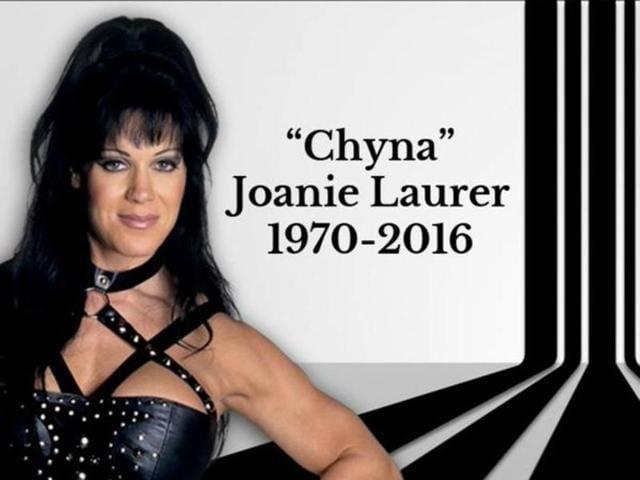 Former WWE star,Chyna,Joanie Laurer