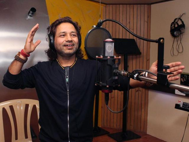 Singer Kailash Kher almost gave up singing and took up tabla, but his passion for singing brought him back to  where he belonged.