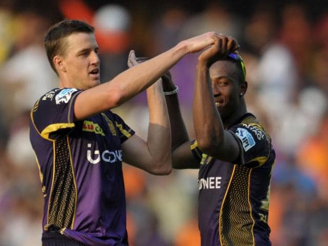 KKR pacer Morne Morkel had a wonderful outing against KXIP in Mohali. He bowled 11 dot balls setting the tone for his side's win.