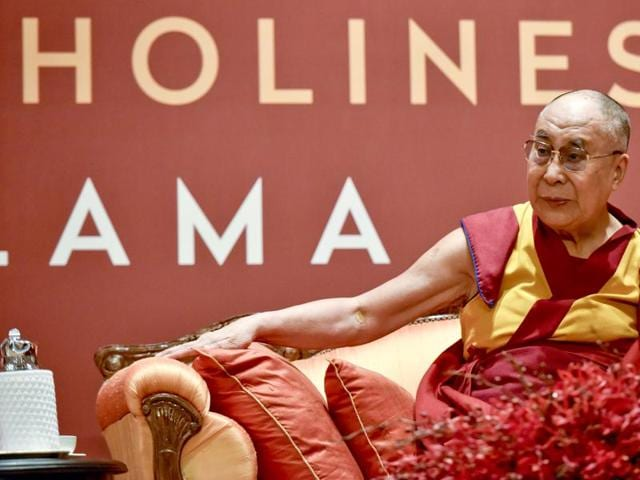The Dalai Lama's presence in India as the leader of the community provides an explanation for the coherent and purposeful life it has led for over half a century without frustration.