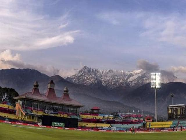 The HPCA stadium in Dharamsala will host three of Kings XI Punjab's home matches.