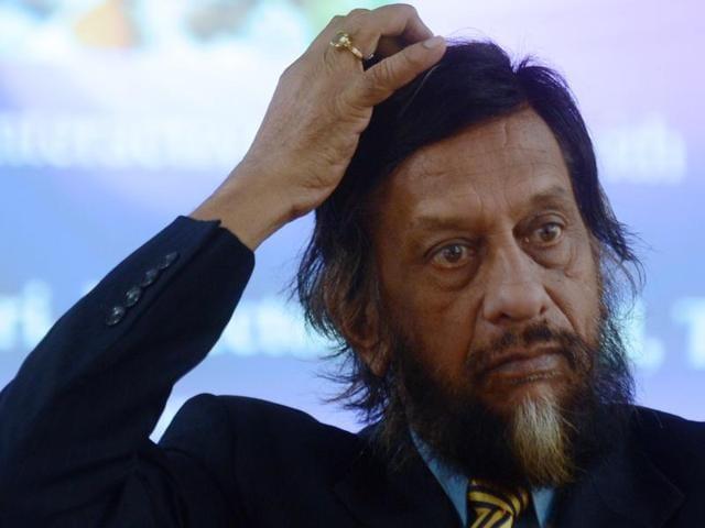 Pachauri quits TERI,TERI,RK Pachauri