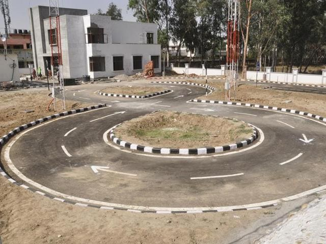 Image result for Delhi government inaugurates four automated driving test centres