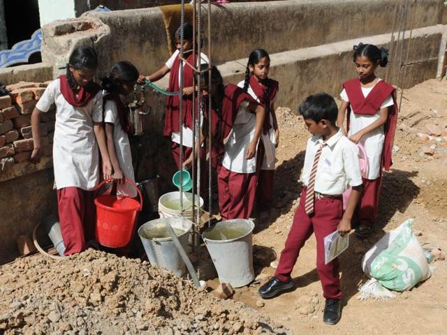 Jharkhand,Ranchi,Water crisis