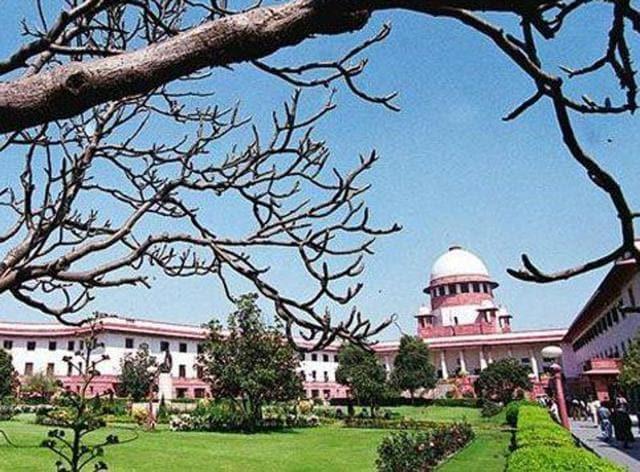 Supreme Court of India, New Delhi. (HT Photo)