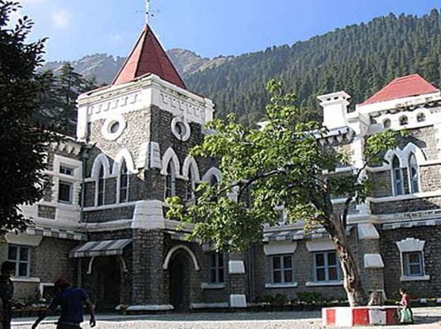 Uttarakhand high court.