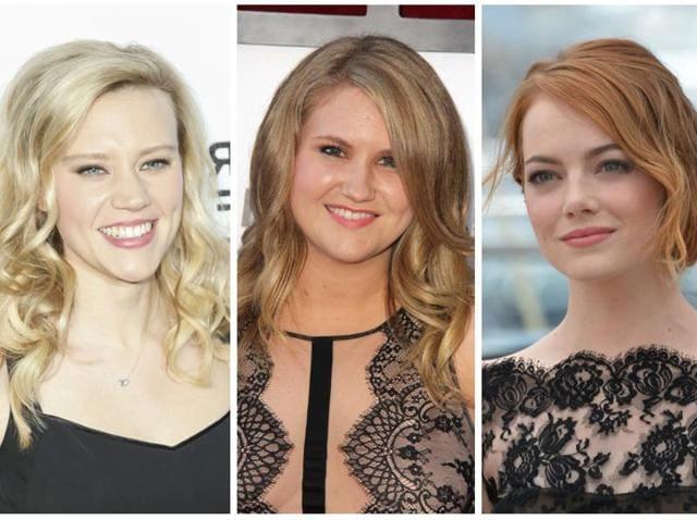 Emma Stone,Kate McKinnon,Jillian Bell