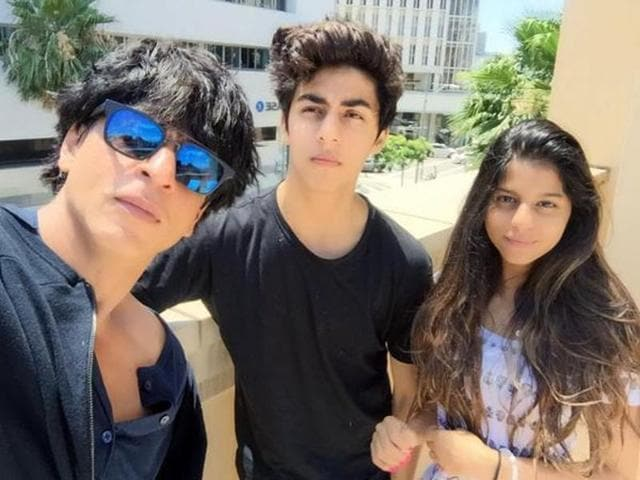 SRK's friend and frequent collaborator Karan Johar has often said that he would launch Aryan, but the actor says if his children choose to pursue acting then they should do something that will take the Indian cinema forward.