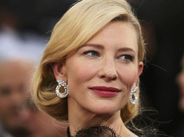 """""""No, I don't think we have any more rooms left in our house,"""" said Blanchett."""