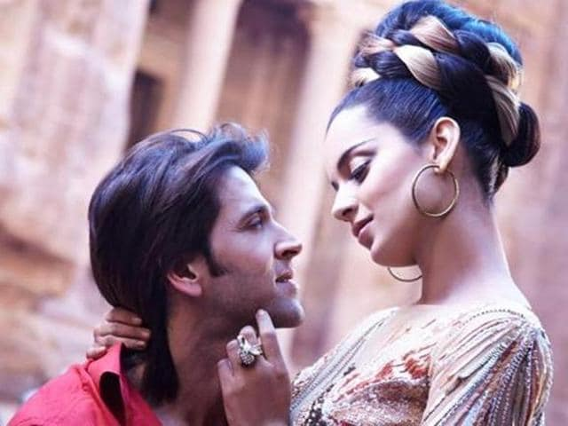 Krrish 3 was the last time Hrithik and Kangana starred opposite each other. (YouTube)