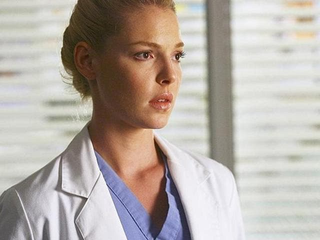 Katherine Heigl Needed Therapy After Her Bad End With Greys Anatomy