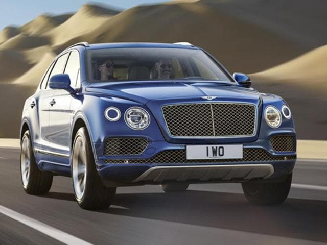 How Bentley S Most Powerful Suv Bentayga Could Be Worth 5 Kohinoors