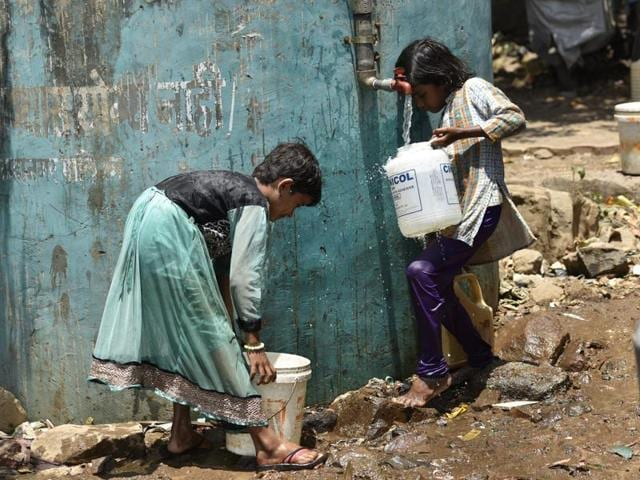 (Representative image) Umakant Dangat, the Aurangabad divisional commissioner, said only three percent water is left in the dams in the parched Marathwada region.